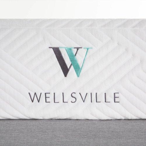 Wellsville 14 Inch Gel Foam Mattress King