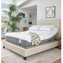 TEMPUR-Cloud Collection - TEMPUR-Cloud Supreme Breeze 2.0 - Twin XL - FLOOR MODEL