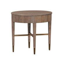 La Jolla Oval End Table