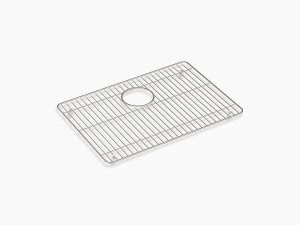 """Stainless Steel Stainless Steel Sink Rack, 20-1/4"""" X 14"""", for K-28001 Product Image"""