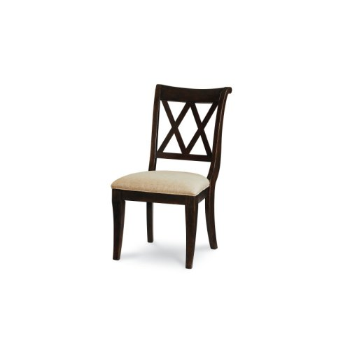 Thatcher X Back Side Chair