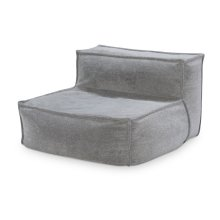 Crash Pad Upholstered Armless Chair