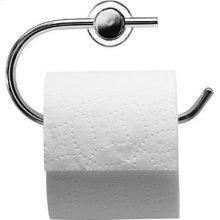 Chrome D-code Toilet Paper Holder