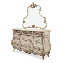 Platine De Royale Dresser W/dresser Mirror Champagne
