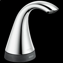 Chrome Transitional Soap Dispenser with Touch 2 O .xt ® Technology
