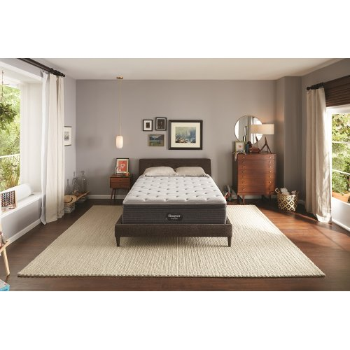Beautyrest Silver - BRS900 - Plush - Euro Top - Full