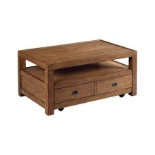 Juno Small Rectangular Cocktail Table
