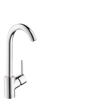 Chrome Kitchen Faucet, 1-Spray, 1.5 GPM Product Image