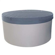 Thermo insulation cover for free standing and built-in Minipool