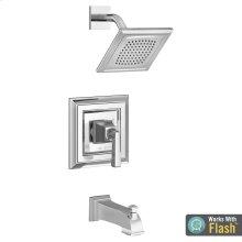 Town Square S Water-Saving Bath/Shower Trim with Pressure Balance Cartridge  American Standard - Polished Chrome
