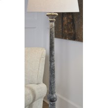 Wood Floor Lamp (1/CN)