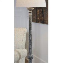 Wood Floor Lamp (1/CN)