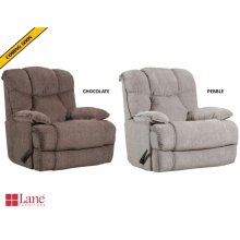 4215-19 Rocker Recliner in Chocolate