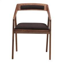 Padma Arm Chair Black