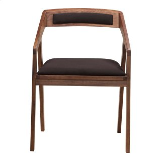 Padma Arm Chair Black