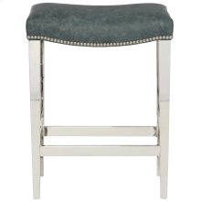 Thorpe Leather Counter Stool