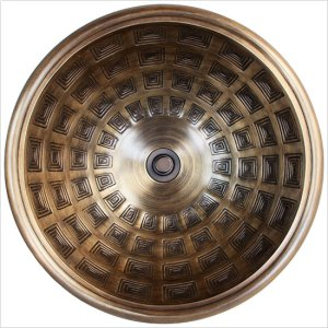 Large Round Pantheon Product Image