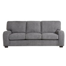 Sofa - Salt \u0026 Pepper Chenille Finish