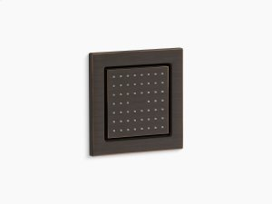Oil-rubbed Bronze Square 54-nozzle Body Spray With Soothing Spray Product Image