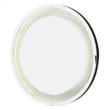Round Wall Mirror W/ LED Lights