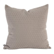 "20"" x 20"" Pillow Deco Stone - Down Insert"