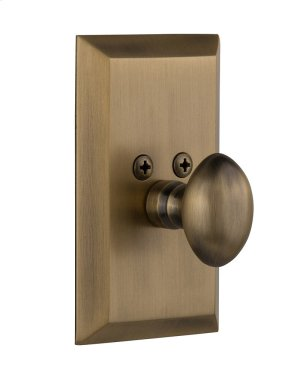 Nostalgic - Single Cylinder Deadbolt Keyed Differently - Studio in Antique Brass Product Image