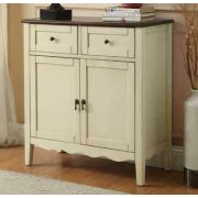 Traditional White Wine Cabinet Product Image