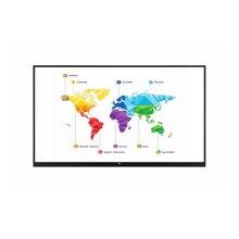 "75"" TR3BF-B Series IR Multi-Touch Point UHD IPS Digital Display"