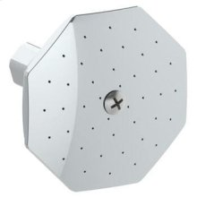 Octagon Shower Head 1.75 Gpm @ 80 Psi