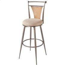London Swivel Counter Stool