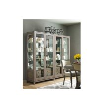 High Line by Rachael Ray Bunching Display Cabinet