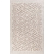Farmhouse 3202 Beige Mosaic 5' X 7'7""