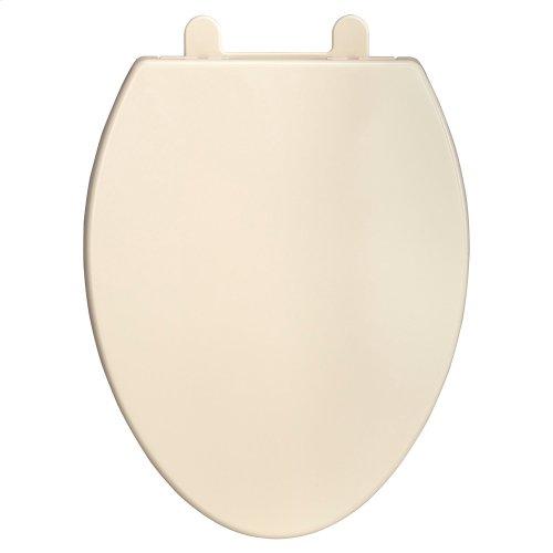 Telescoping Elongated Toilet Seat  American Standard - Linen