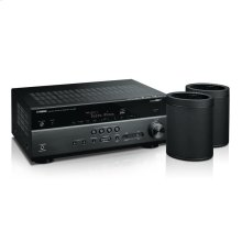 MusicCast RX-V685 Bundle - Black 7.2-Channel AV Receiver with MusicCast