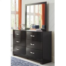 Minota - Merlot 2 Piece Bedroom Set