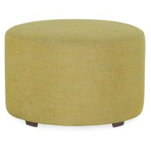 MARQ Living Room Willow 24in. Round Ottoman