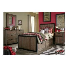 Fulton County Panel Bed, Full 4/6