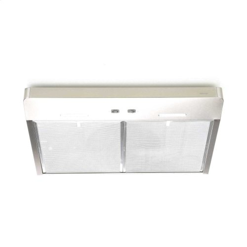 Corteo 30-Inch 250 CFM Stainless Steel Range Hood with LED light