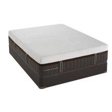 Lux Estate Hybrid Collection - Villa Turin - Luxury Cushion Firm - Queen