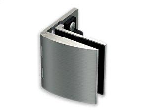 Inset Glass Door Hinge (w/catch) Product Image