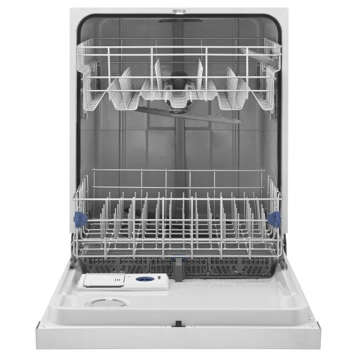 ENERGY STAR® certified dishwasher with Sensor cycle Monochromatic Stainless Steel