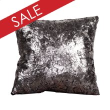 "16"" x 16"" Pillow Silver Fox"
