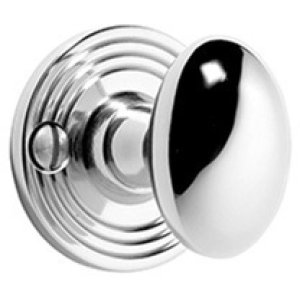 Satin Nickel Lock thumb turn for 3/16 or 5/16 follower
