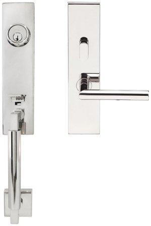 """NY Handleset Tubular Frankfurt Entry 2-3/8"""" 32 LH Product Image"""