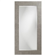 Lancelot Mirror - Glossy Nickel