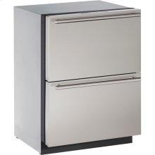 """3024DWR Refrigerator 24"""" Drawer"""