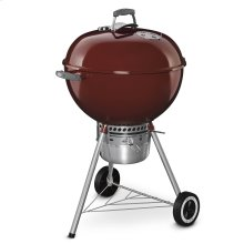 ORIGINAL KETTLE™ PREMIUM CHARCOAL GRILL - 22 INCH CRIMSON