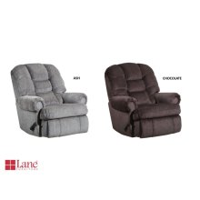 4501-1901 Wallsaver Recliner in Torino Ash With H&M