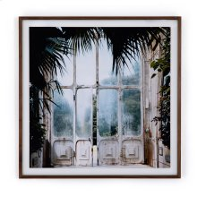 Greenhouse II By Annie Spratt Framed Pap