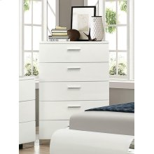 Felicity Contemporary Five-drawer Chest